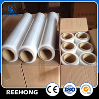 various of high quality plastic wrap stretch film