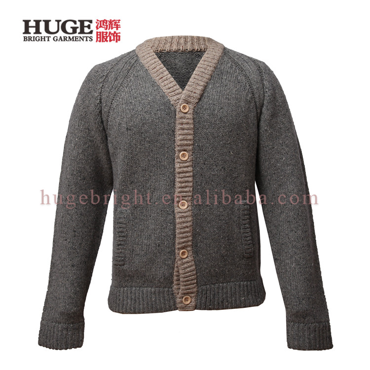 Custom Designs Hot Selling Cardigans Sweaters