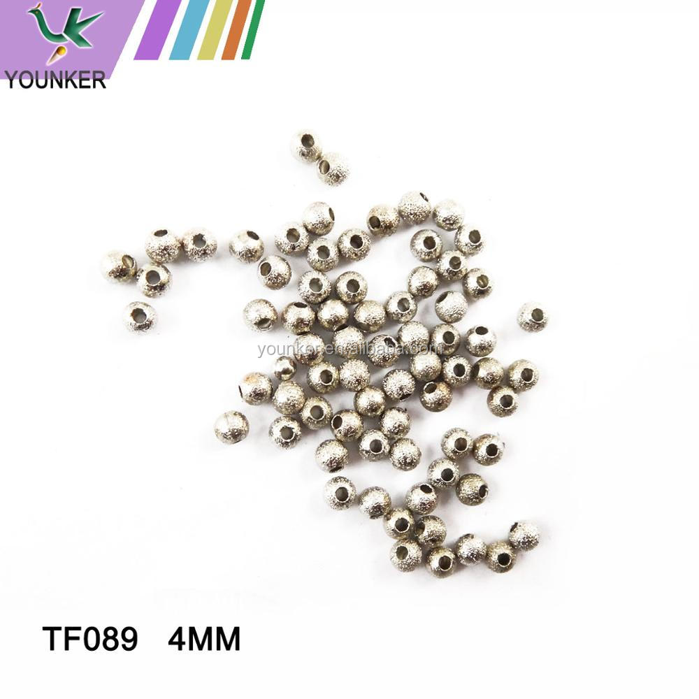 Wholesale Silver and Golden Plated Crimp beads