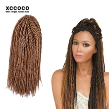 Best Selling New Products Various Color Wholesale Synthetic Crochet Braid Hair Senegalese Twist