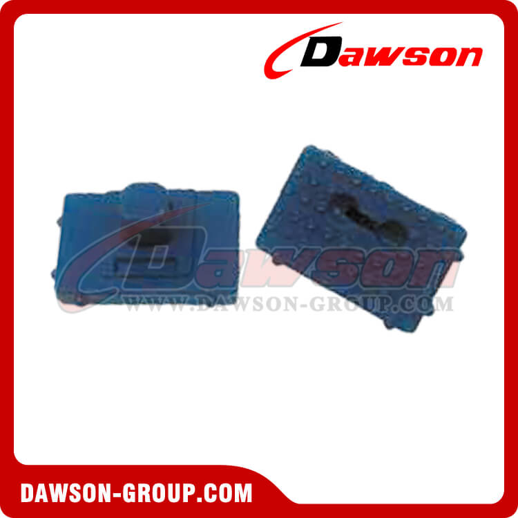 2 inch * 4 inch Plastic foot Pad for Cargo Bar