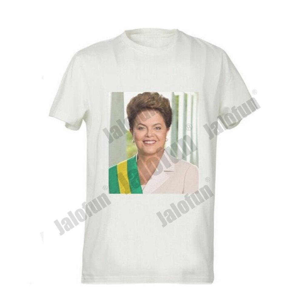 Election 100 polyester t shirt design silk screen for Cheap silk screen t shirts