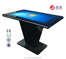 43 / 50 /55 inch TFT Indoor Android Internet LCD / LED Touch Screen Table