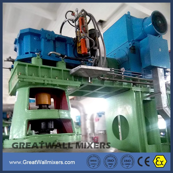 Customized Chemical Industrial Agitator Mixers with Helical Screw Impeller