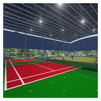Superior Quality PVC Sports Flooring Used to Badminton Court / Badminton Mat