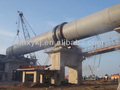 High Efficiency ZT Rotary dryer for sale