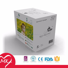 Super absorption wholesale disposable baby diaper S size
