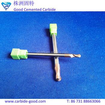 Best Price Cemented Carbide End Milling in Chinese Manufacturer