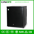 30 liter no noise hotel mini fridge