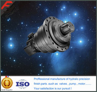 high start and transmission efficiency,low noise JSH hydraulic transmission device motor