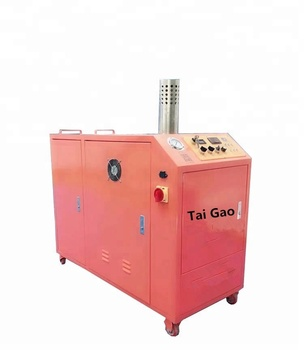 High Pressure Cleaner Machine Type and Metal / Coil Material car wash equipments