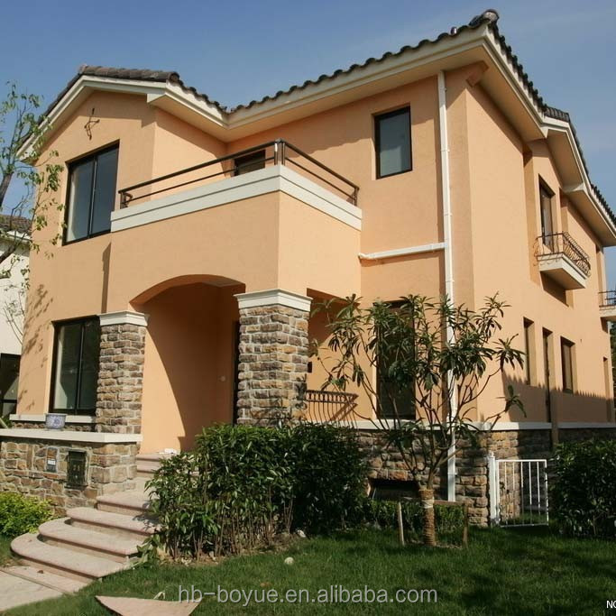 2 Story House Building Villa EPS Cement Wall Panels cheap price eps cement sandwich panel