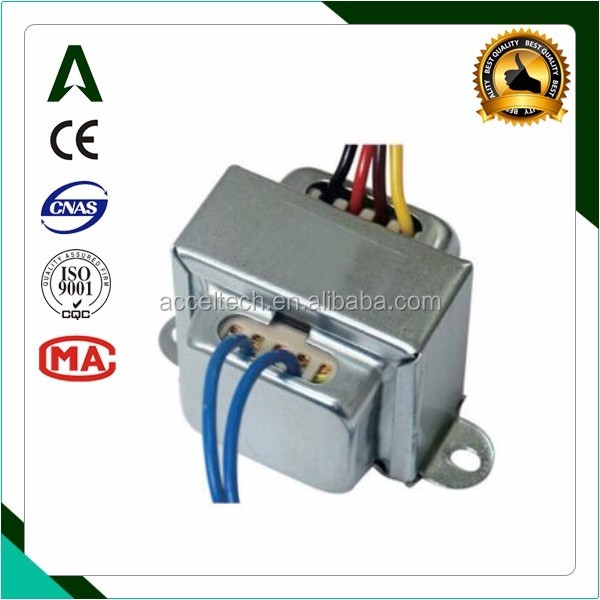 CE ROSH 200v 110v Transformer 220v to 110v transformer 100w