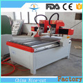 Tabletop pcb board cutter 6060 mini advertising cnc router