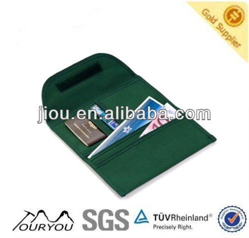 Wallet holders case of travel document wallet