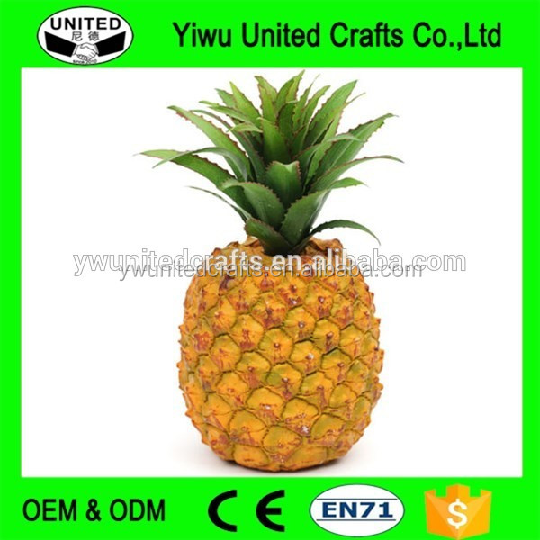 Flora Bunda decorative christmas decoration artificial fruitartificial fake small pineapple fruit