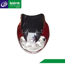 High Performance Spare Parts Led Scooter Headlight For Bajaj Pulsar 135