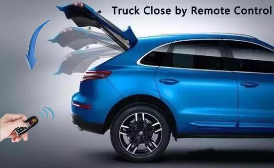 trunk open and close module for Porsche