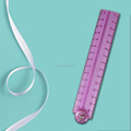 Students Plastic Scale Flexible Ruler