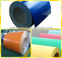 Prepainted Gi Steel Coil / Ppgi / Ppgl Color Coated Galvanized Steel ppgi and prepainted steel coil