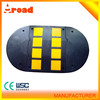 top quality low price rubber speed bump for outdoor traffic