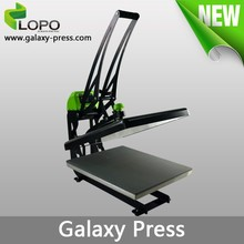 magnetic auto open t shirts printing heat press machine from Lopo