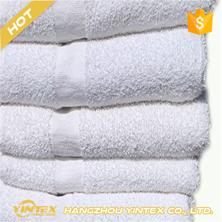 Turkish Cotton Organic and Eco Friendly White bath towel