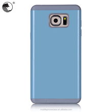 TPU PC Material 2 in 1 Assorted color design phone back cover for Samsung Galaxy Note 5