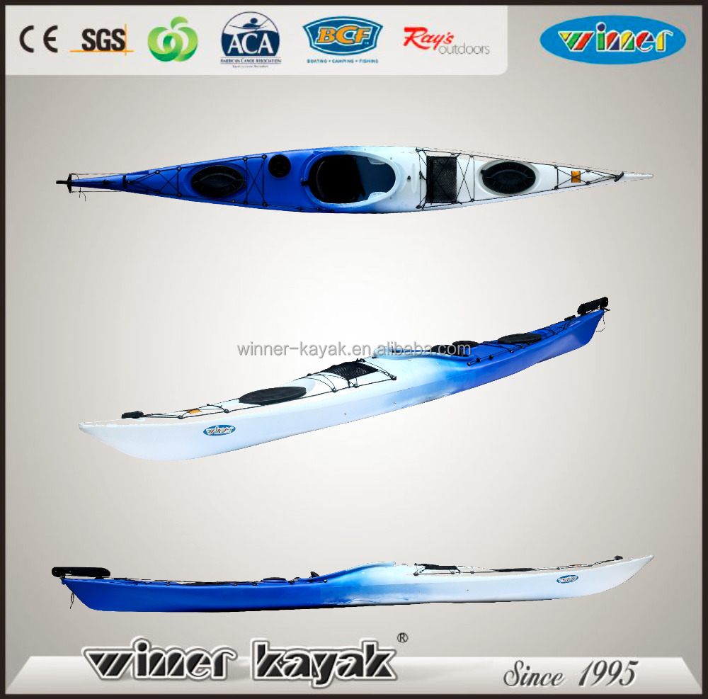single Traval sea kayak china