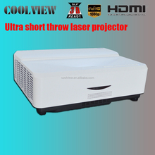 auto keystone correction 24 hrs ultra short throw android 3d laser projetor 3d full hd