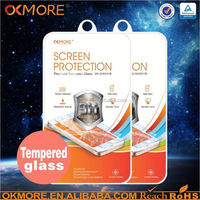 Premium clear perfect anti shock 0.3mm tempered glass screen protector