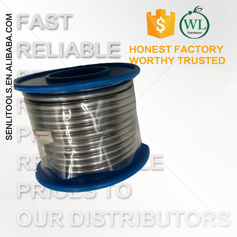 Wire Reel - 100g 200g or more 0.8mm 6040 Tin lead Solder Wire Rosin Core Soldering 2% Flux Reel Tube