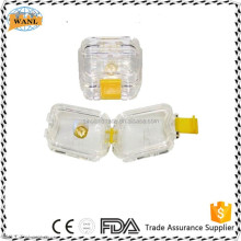 Dental box with film membrane