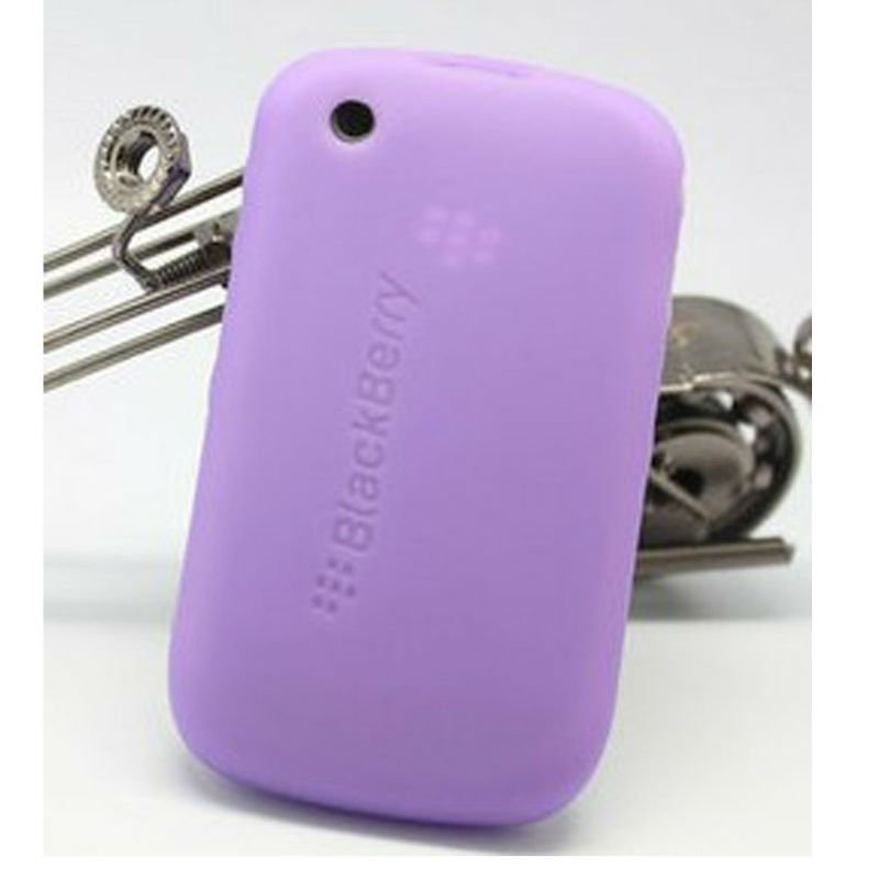 high quality for blackberry 8520 case silicon case color optional