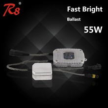 hid lighting conversion kits T7 AC 55w projector lamp double ended fast bright digital ballast with window design
