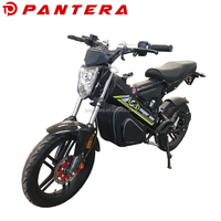 1500W Brushless Motor Folding EEC Chinese Moped Motocicletas Electricas Chinas