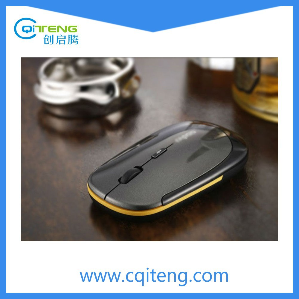 High Speed Optical Mouse Custom Cheap Super Slim Wireless Mouse