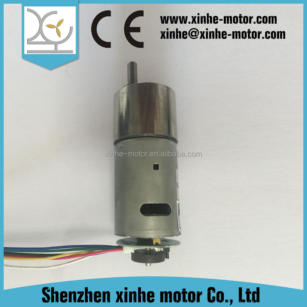 12v dc geared motor reversible engine gear reduction