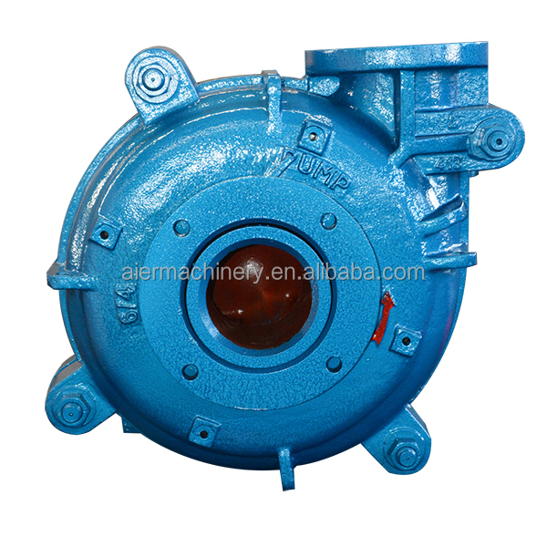 heavy duty horizontal centrifugal mining AH slurry pump