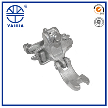 Single scaffolding tube clamps right angle coupler
