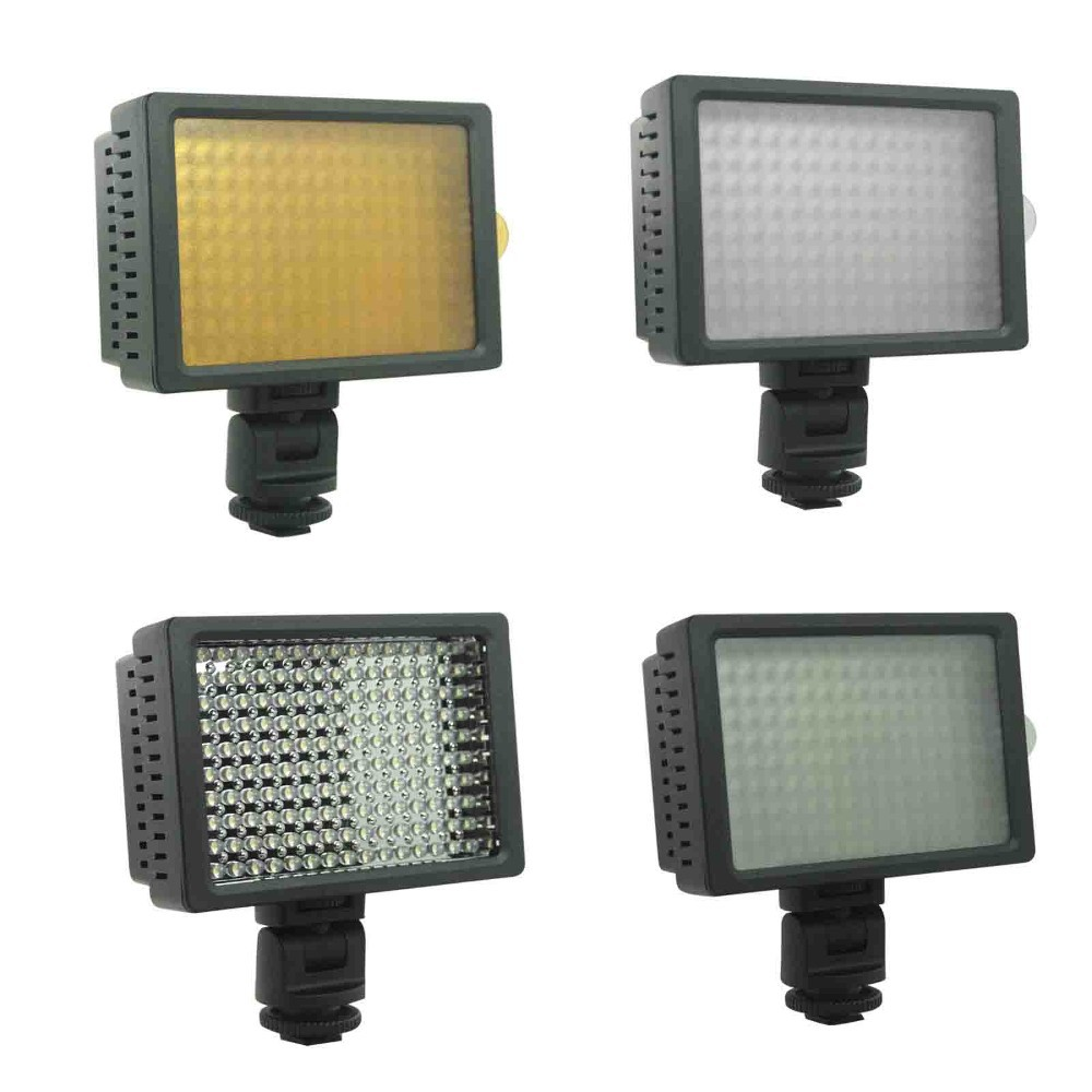 Professional camera light HD-160 LED Video Light for Camera DV Camcorder