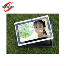 Hottest Cheapest chinese oem 7 inch Capacitive five point touch screen China Manufacturer Shenzhen 7 inch a23 dual core tab