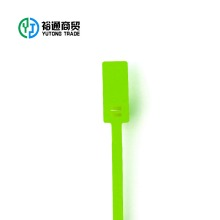 Pull Tight Plastic Security Seals For Tote Bag