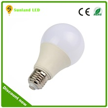 2800K to 6500K 7W e27 12V DC LED light bulb with ce rohs