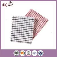 plain white standard tea towel size