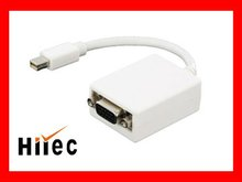 Male to male mini displayport to VGA cable