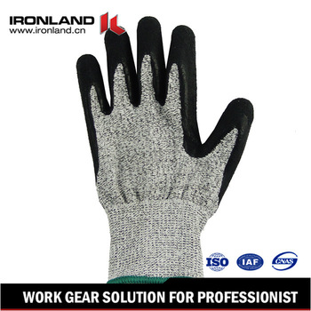 Static Resistance Glove Stainless Steel Wire Safety Work Anti-slash Cut Proof Fc Gloves