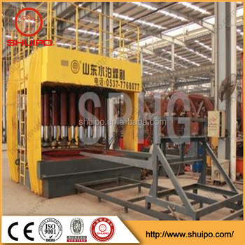 Hydraulic Press Machine For Dished Head/Dished Heads /capped End/ Sealing Heads Machine