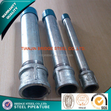 Standard IMC Wire Pipe Galvanized/Stainless Steel Electrical Conduit