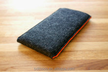 Wool Felt case for iPhone Cover / iPhone 6 Case ,double-sided color can be choiced